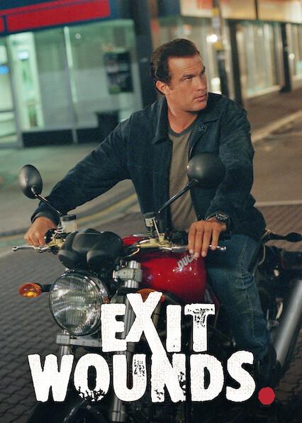 Exit Wounds on Netflix UK